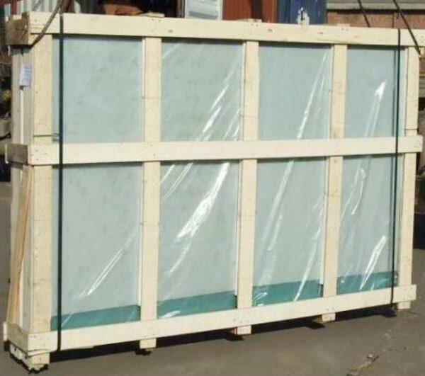 Обрешетка для транспортировки стекла