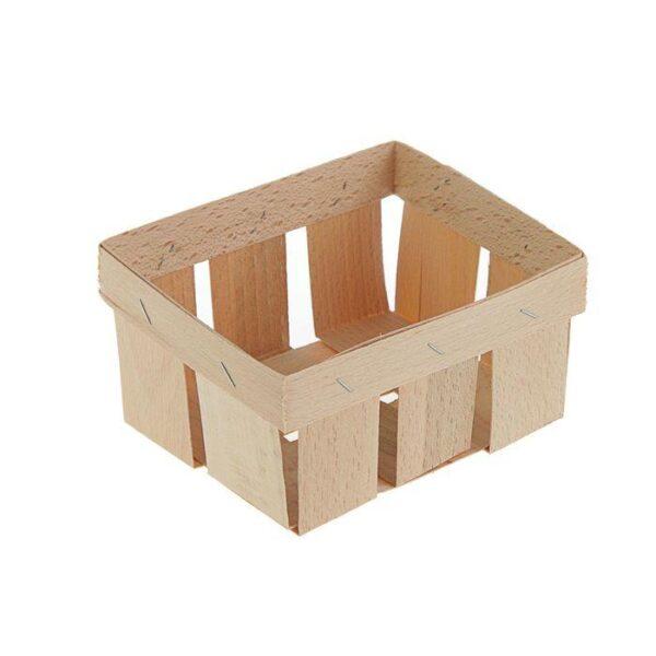 Эко-упаковка из древесного шпона