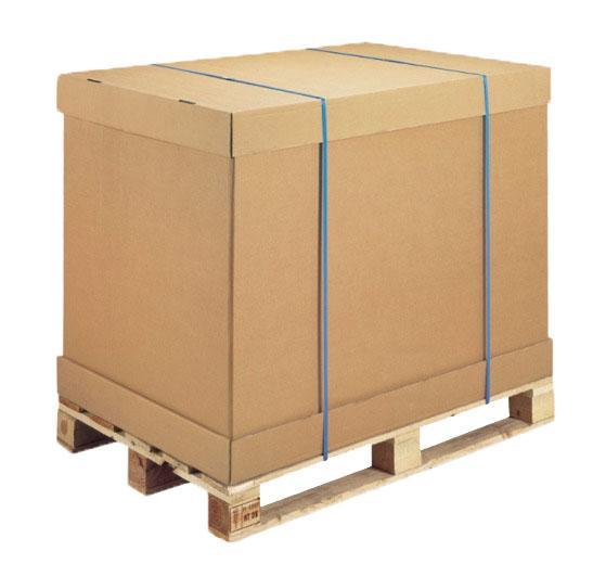Тара и упаковка из гофрокартона